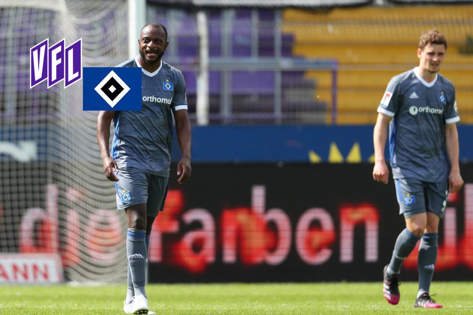 HSV-Blamage in Osnabrück! Hamburg ohne Chance auf die Relegation