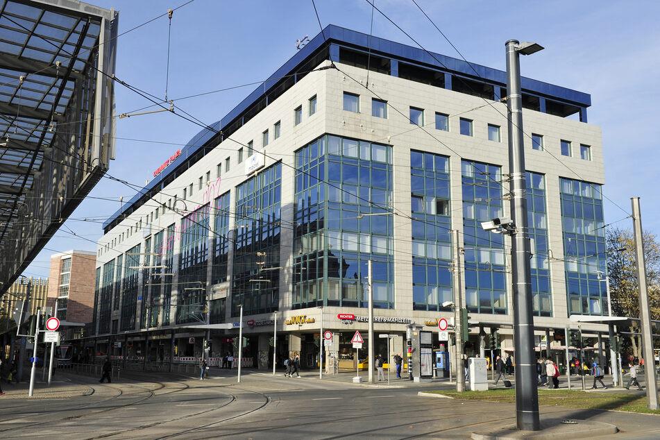"""Im """"Chemnitz Plaza"""" an der Zenti hat das Callcenter """"Majorel"""" seinen Sitz."""