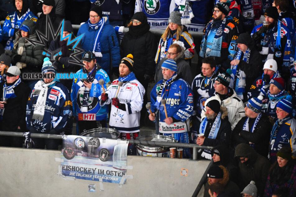 Eislöwen-Fans starten Hilfsaktion für ihr Team: Tickets kaufen für Geisterspiel