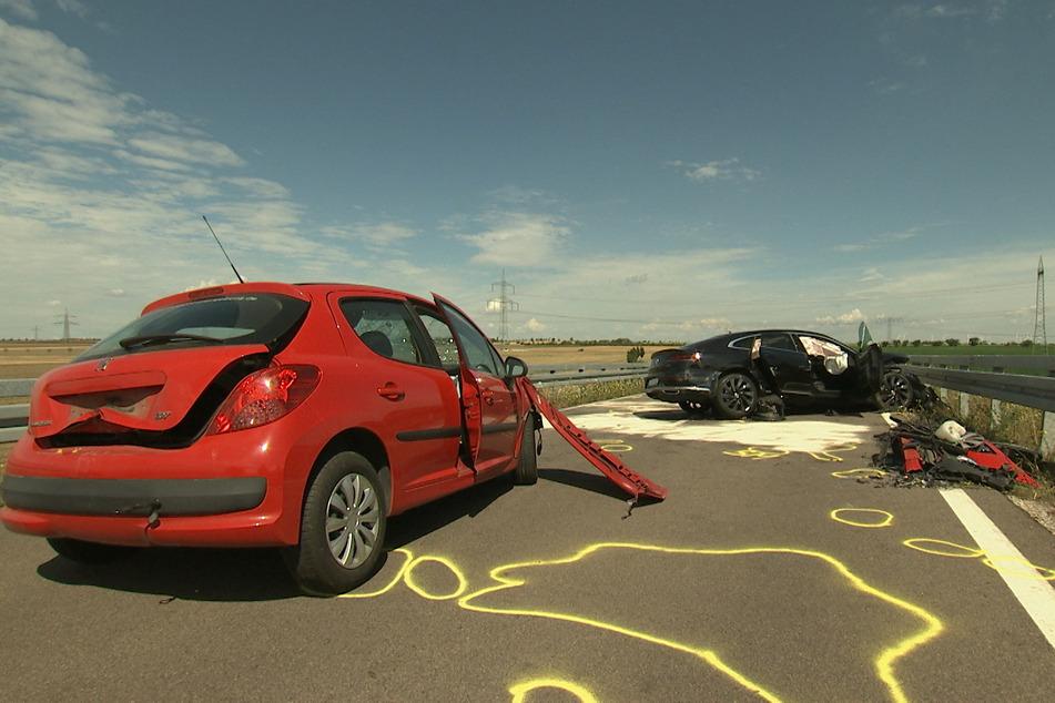 Ein 66-Jähriger überlebte den Autounfall auf der L163 nicht.