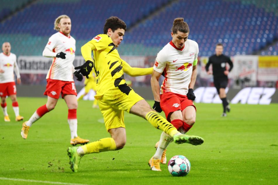 Am 13. Mai findet das Pokalfinale zwischen RB Leipzig und Borussia Dortmund statt. (Archivbild)