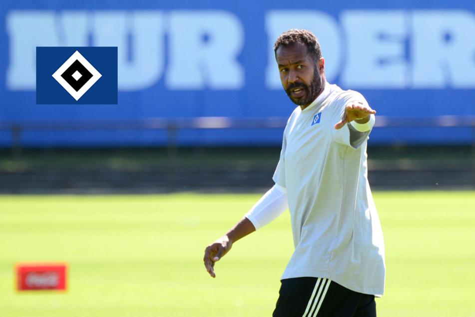 """HSV-Coach Daniel Thioune sieht Kritik gelassen: """"Stelle mich gerne in den Wind"""""""