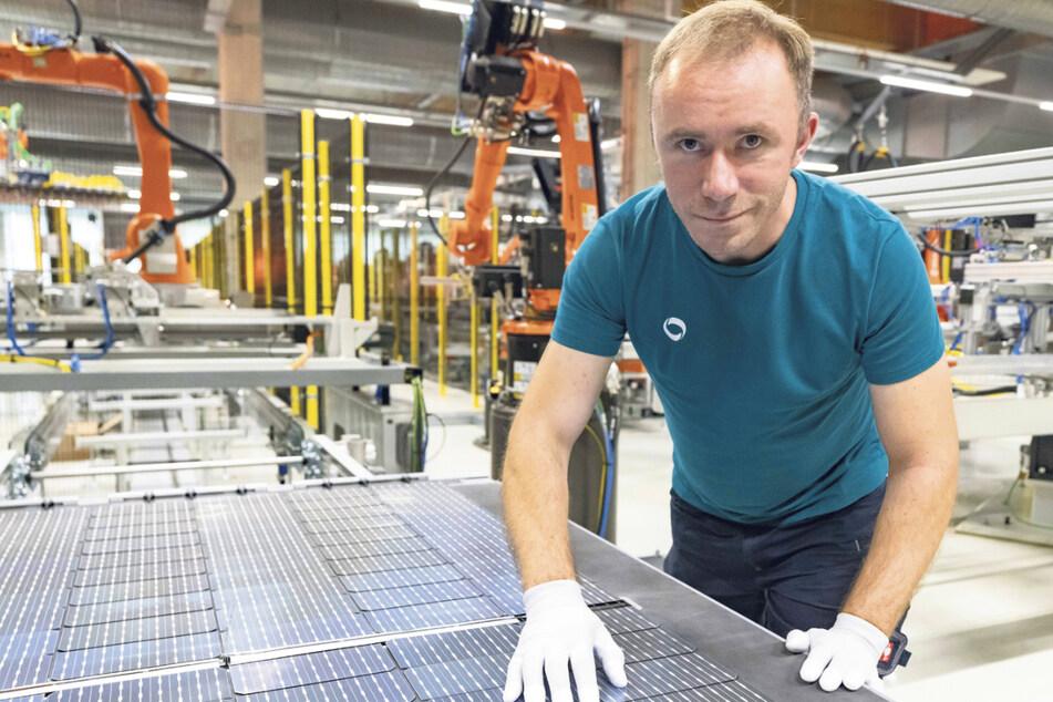 Strahlende Bilanz: Modulbauer Solarwatt erweitert Produktion