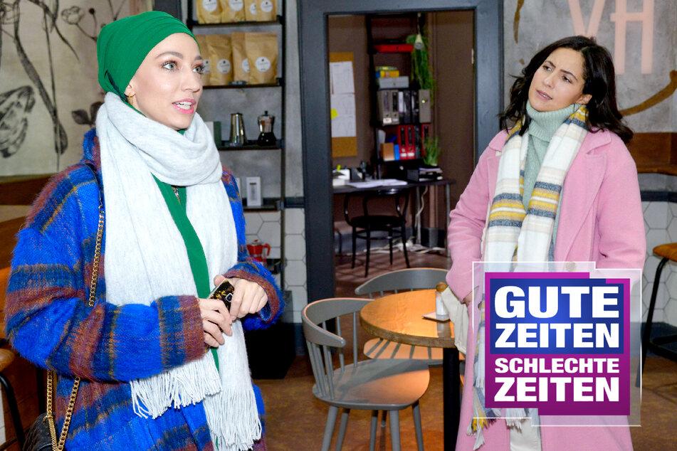 GZSZ: GZSZ: Die Wahrheit kommt ans Licht! Zerstört Laura die Beziehung von Felix und Nazan?