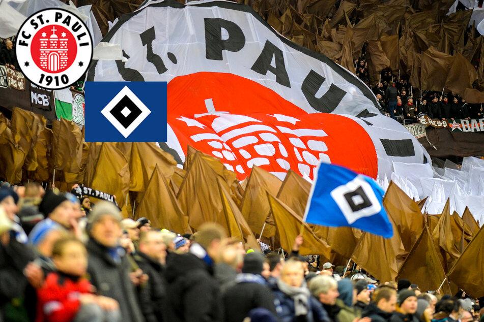 105. Stadtderby: FC St. Pauli empfängt HSV am Millerntor