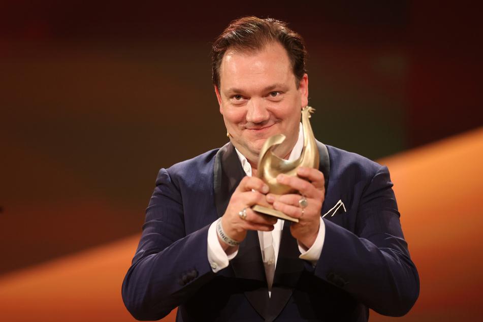"""Schauspieler Charly Hübner (47) überzeugte in diesem Jahr unter anderem mit """"Lindenberg! Mach dein Ding""""."""