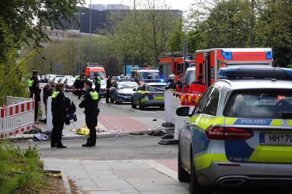 Hamburg: Nach tödlichen Polizei-Schüssen: Verstorbener war ein verurteilter Sexualstraftäter