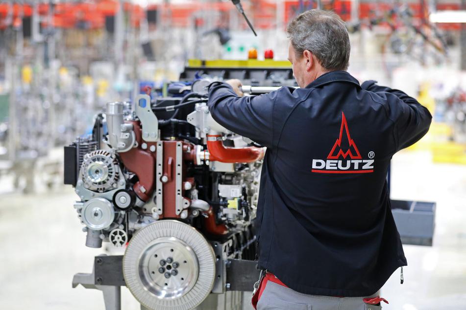 Köln: Harte Zeiten bei Motorenhersteller Deutz in Köln: 350 Stellen werden abgebaut