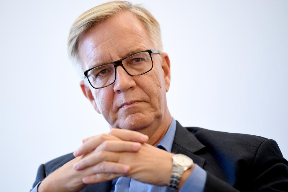 Dietmar Bartsch, Vorsitzender der Linksfraktion.