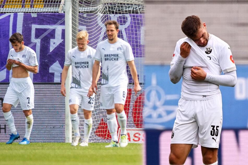 2. Bundesliga: Wer könnte nach dem Spieltag als Auf- und Absteiger feststehen?