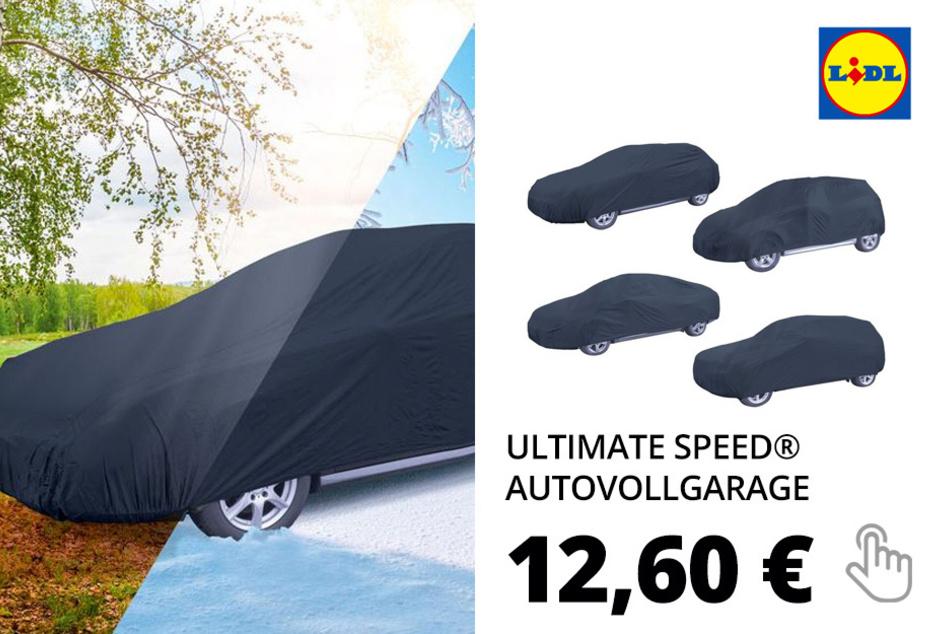 ULTIMATE SPEED® Autovollgarage