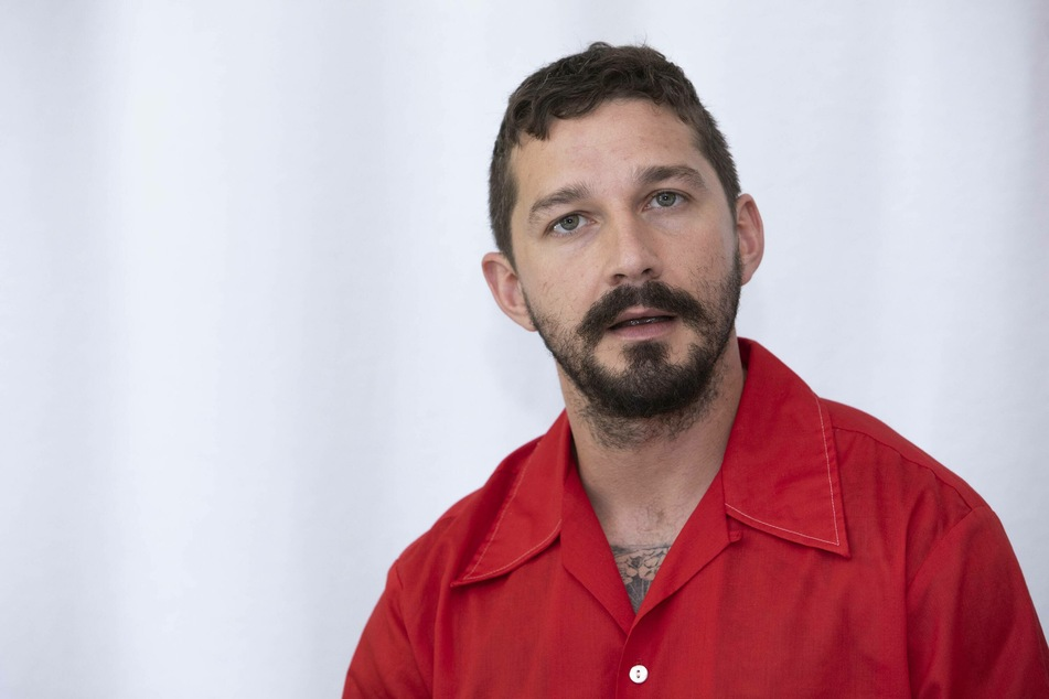 """According to the singer, Shia LeBeouf benefits from the media's portrayal of him as a """"harmless figure of fun."""""""