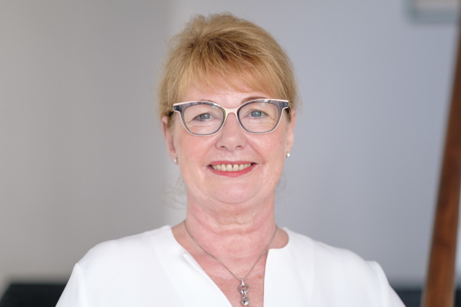 Cathrin Burs, Präsidentin der Apothekerkammer Niedersachsen.
