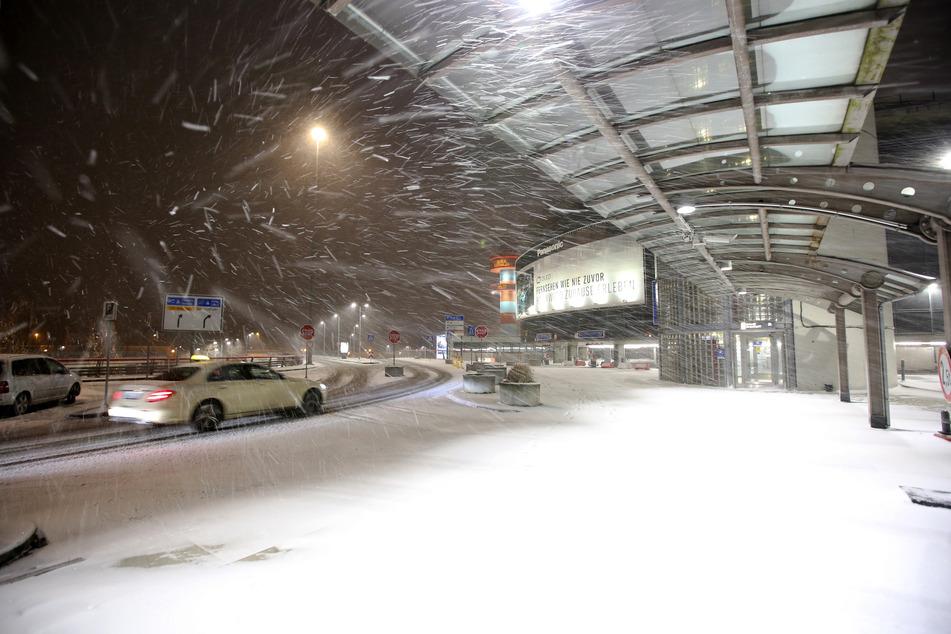 Im Norden Deutschlands kann es zu Schneestürmen und Dauerfrost kommen. (Archivbild)