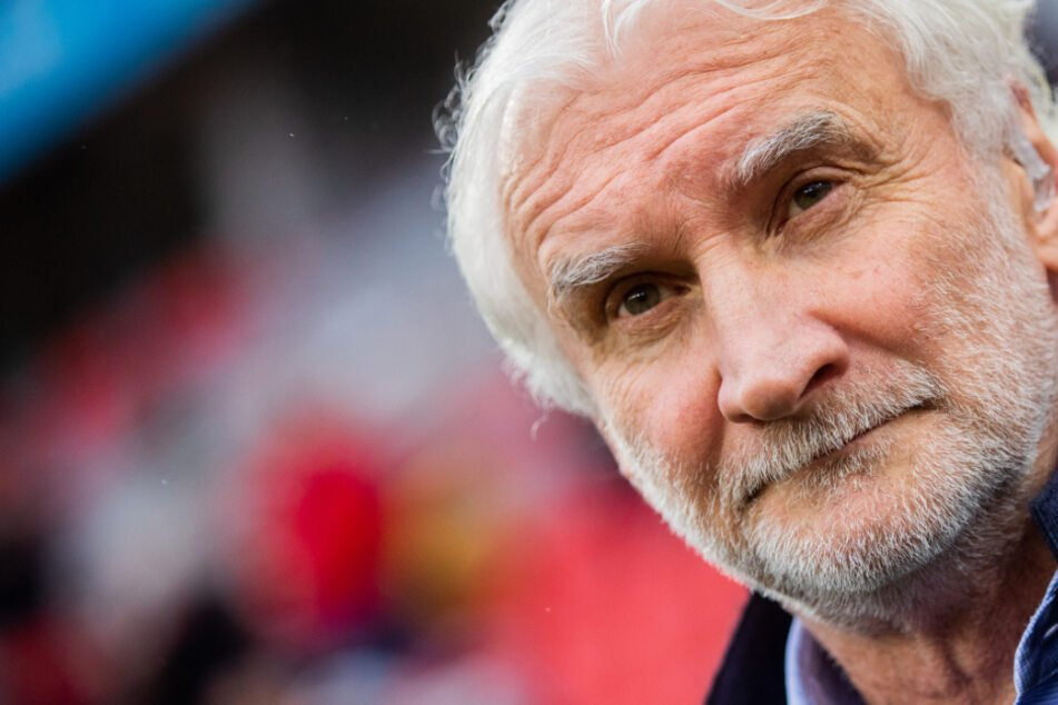 Die Aufnahme vom 23. Februar 2020 zeigt den gebürtigen Hanauer Rudi Völler.