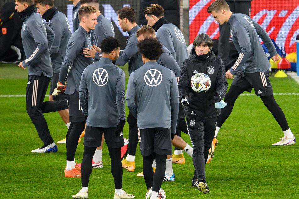 Die Corona-Tests der DFB-Elf fielen negativ aus.