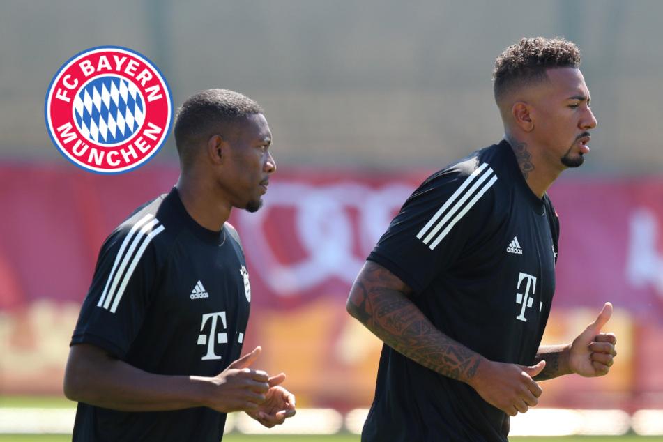 FC Bayern: Überraschende Wende bei Boateng und Alaba? Hansi Flick lässt aufhorchen