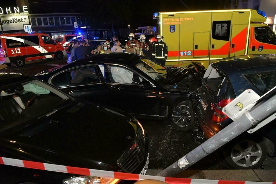 Berlin: Raser-Crash auf dem Ku'damm: Angeklagter wollte Beifahrerin imponieren, Opfer gelähmt