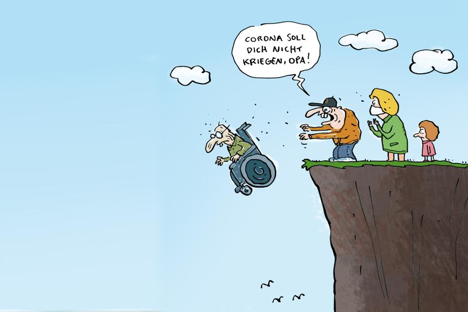 Sieger des Deutschen Karikaturen-Wettbewerbs stehen fest