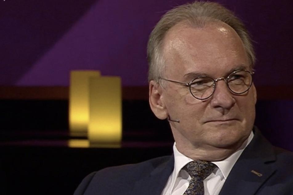 """Ministerpräsident Rainer Haseloff im Riverboat: Wer darf ihn """"Hasi"""" nennen?"""