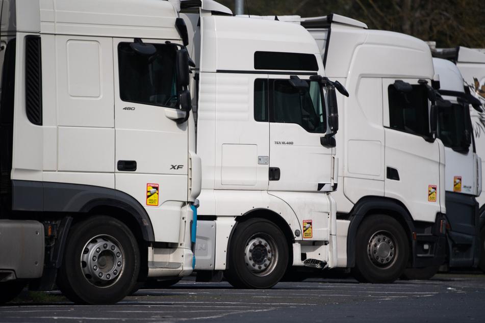 In Großbritannien herrscht derzeit ein erheblicher Mangel an Lkw-Fahrern.