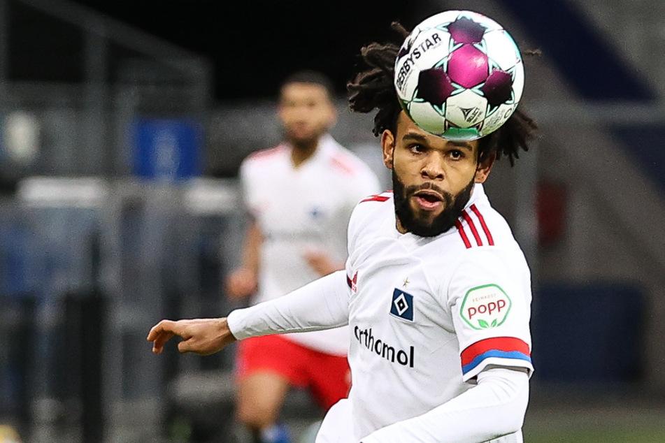 HSV-Kicker Ogechika Heil (20) soll in den Niederlanden Spielpraxis sammeln.
