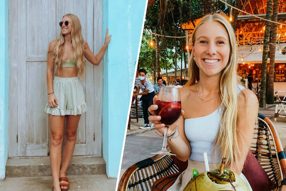 Travel blogger Kaitlyn McCaffery in a coma after terrible accident in Bali