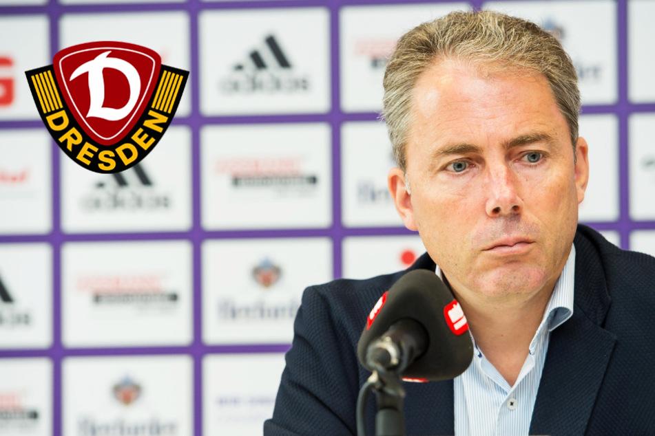 Dynamo hat neuen kaufmännischen Geschäftsführer gefunden!