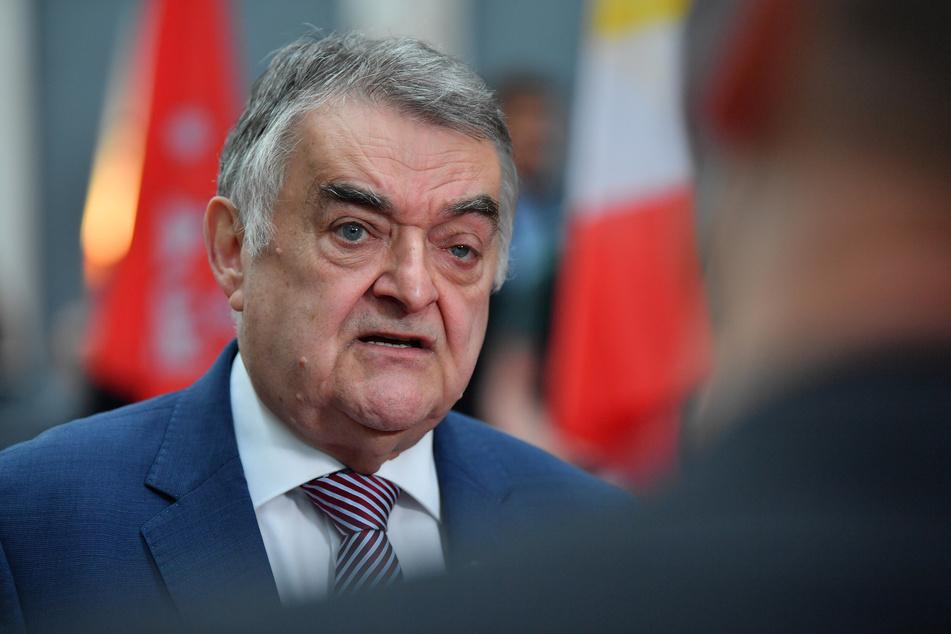 Herbert Reul (CDU), Innenminister von Nordrhein-Westfalen.