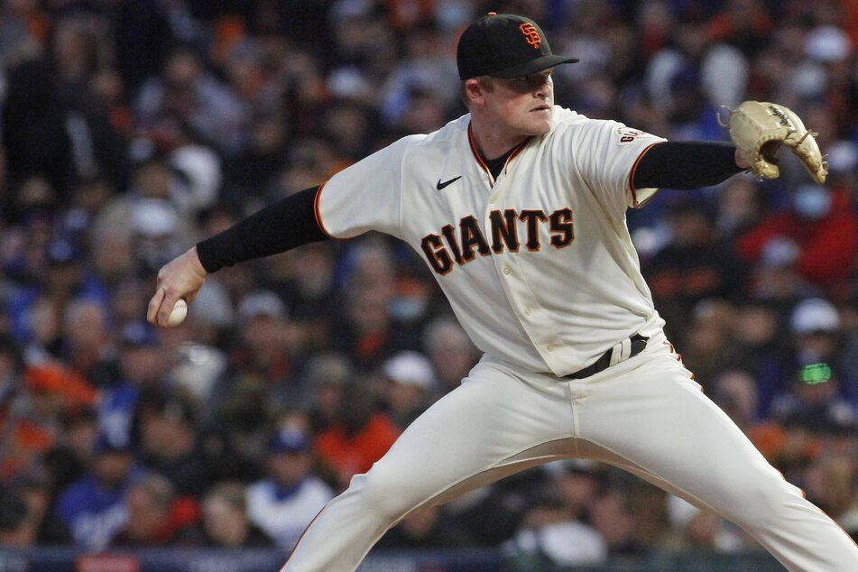 MLB: The Giants dominate the Dodgers with a superb pitching in Game One of the NLDS!
