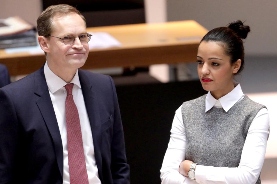 Müller oder Chebli? Ergebnis der SPD-Befragung für Bundestagswahl erwartet!