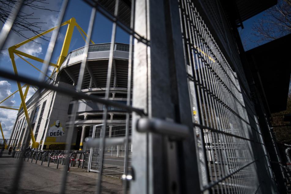 Nicht mehr nur der Signal-Iduna-Park ist zu. Auch das Trainingsgelände des BVB bleibt vorerst verschlossen.