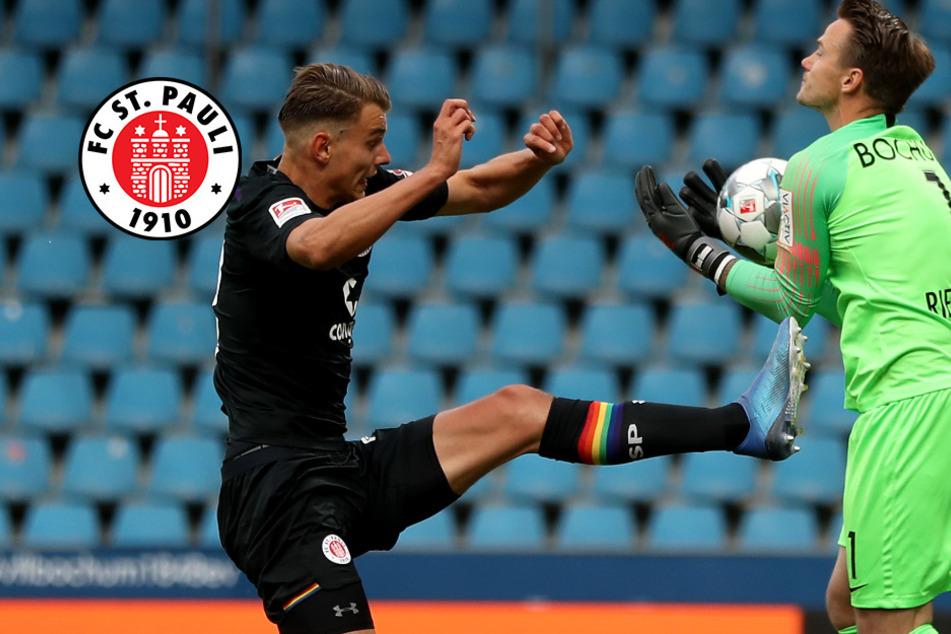 FC St. Pauli verleiht kurz vor Schluss noch Innenverteidiger Marvin Senger