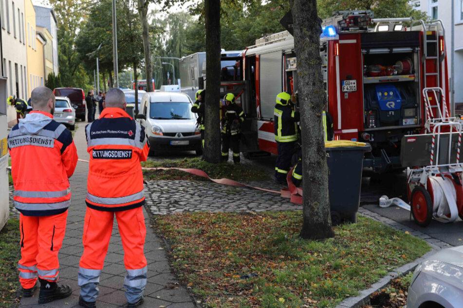 Feuerwehr wird zu Wohnungsbrand gerufen und macht unheimliche Entdeckung