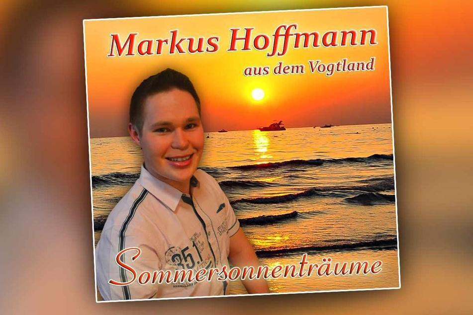 """""""Sommersonnenträume"""" heißt die CD von Markus Hoffmann. Sie gefällt sogar den """"Kastelruther Spatzen""""."""