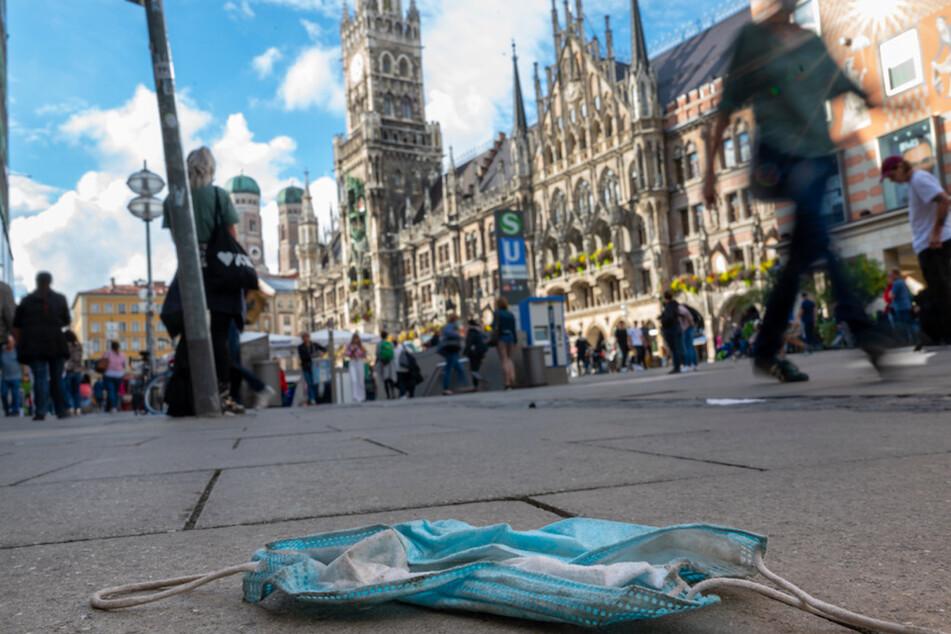 München: Verschärfte Corona-Regeln: Das gilt nun in München