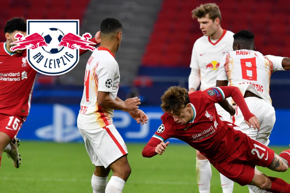 """RB Leipzig blickt nach Liverpool-Aus nach vorn: """"Werden auf Bayern Druck machen!"""""""