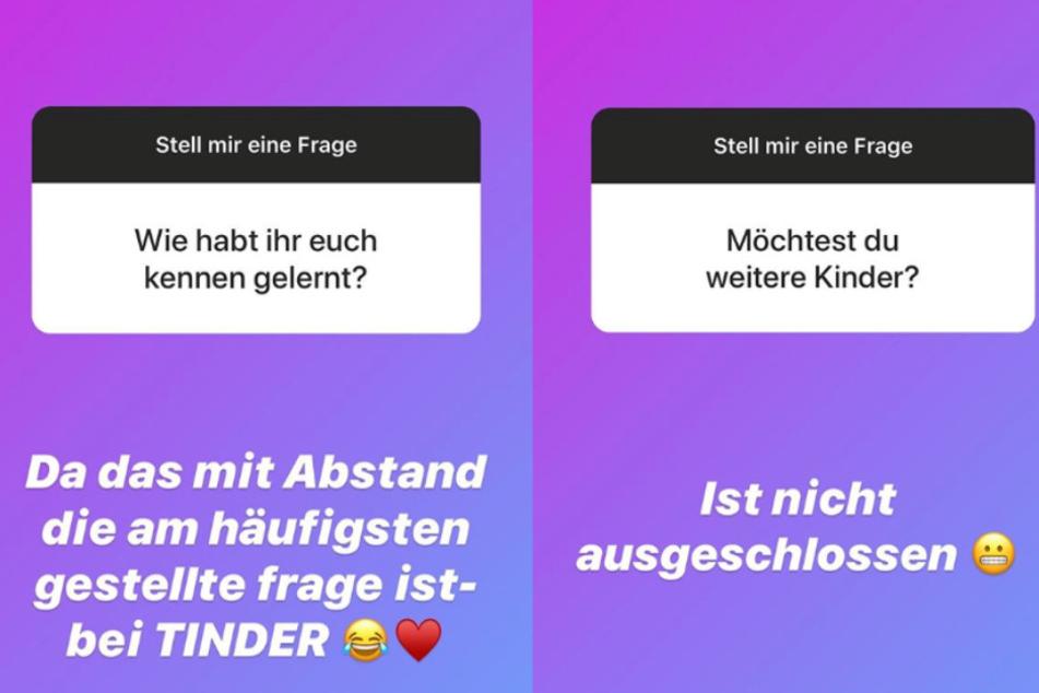 Amira Pocher (27) beantwortete in ihrer Instagram-Story zahlreiche Fragen ihrer Follower.