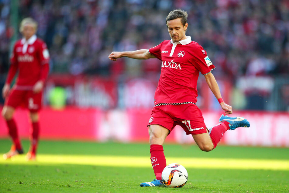 Erfahrener Profi: Chris Löwe (32) spielte mit dem 1. FC Kaiserslautern in der 2. Bundesliga.