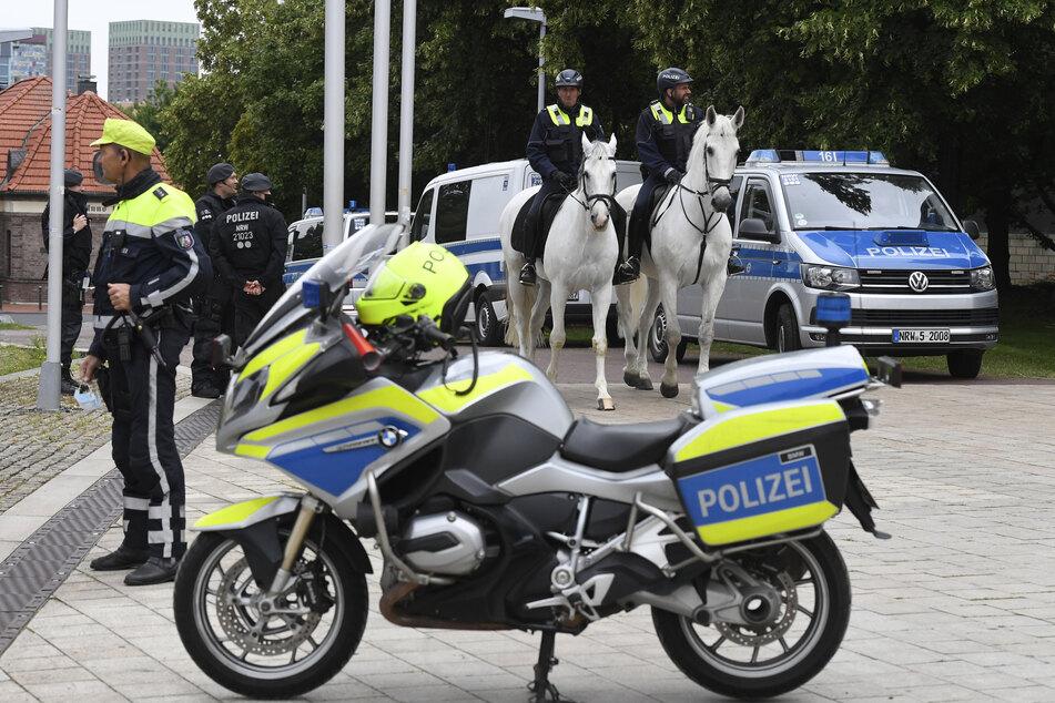 Die Polizei hatte etliche Auflagen auferlegt. Ein Eilantrag dagegen wurde abgelehnt. (Symbolbild)