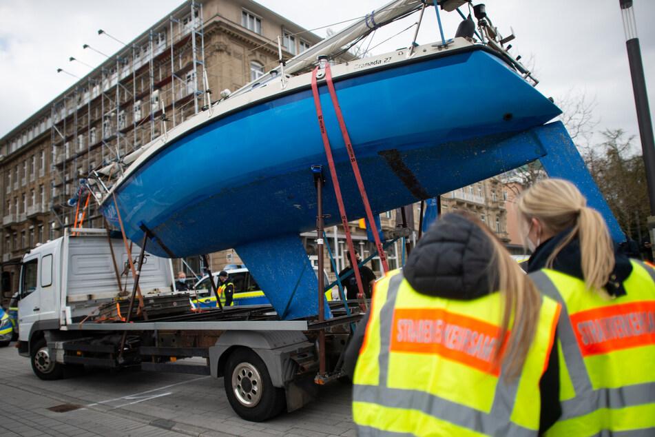 """""""Carfreitag""""-Kontrollen: Plötzlich taucht ein Boot auf!"""