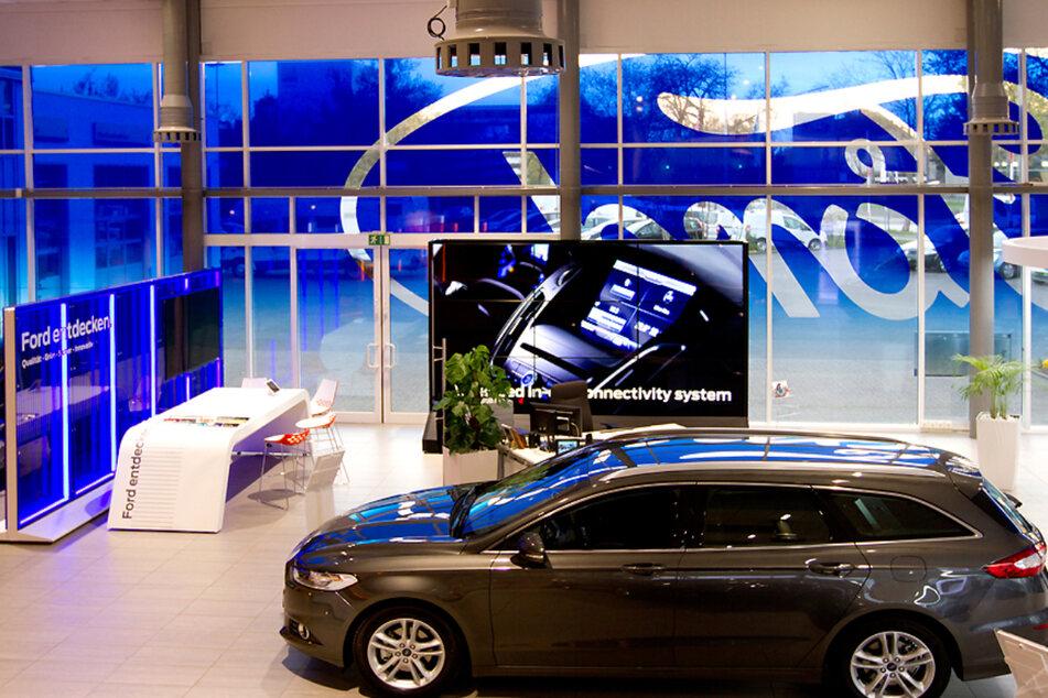 Ford baut seinen Service aus und stellt neue Leute in Berlin ein