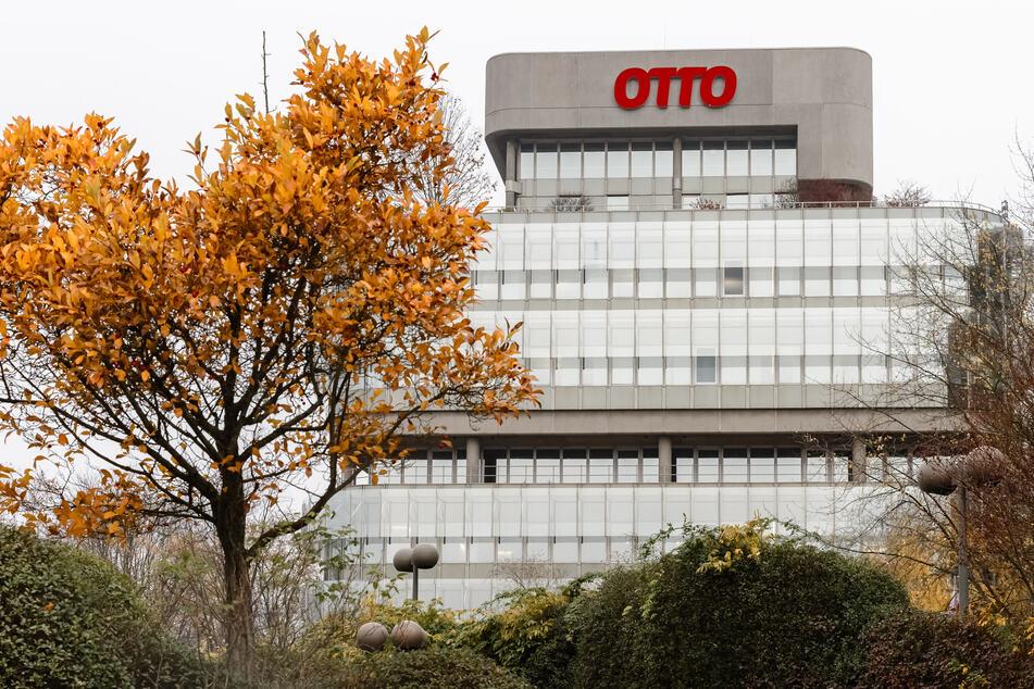 Die Zentrale des Versandhändlers Otto.