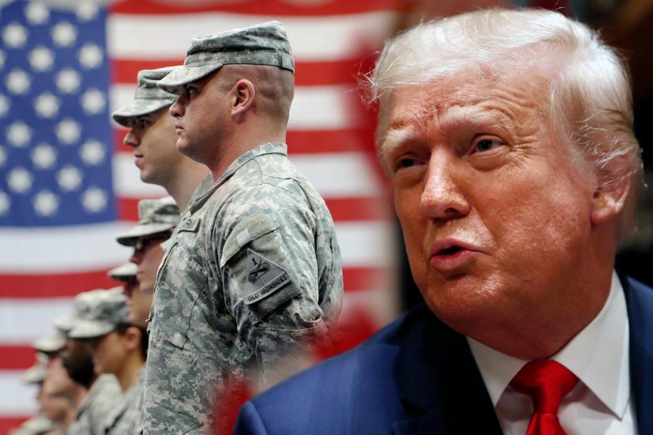 Abzug der US-Truppen: Anwohner wünschen sich Abwahl von Donald Trump