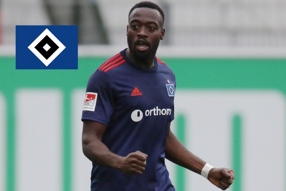 Drei Spiele, drei Siege: Gute Stimmung beim HSV nach Spiel in Fürth