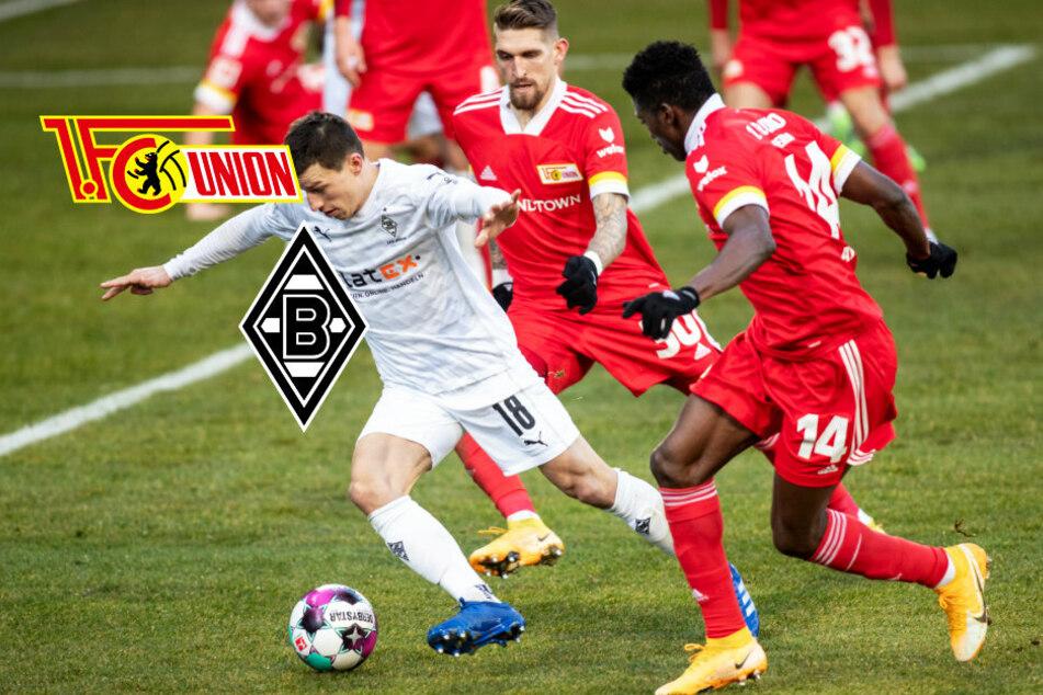 Eiserne setzen Heimserie fort: Union mit Remis gegen Borussia Mönchengladbach