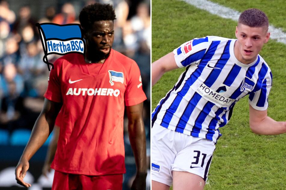"""Abwehr-Alarm bei Hertha BSC: """"Wir wollen kein Eigentor machen"""""""