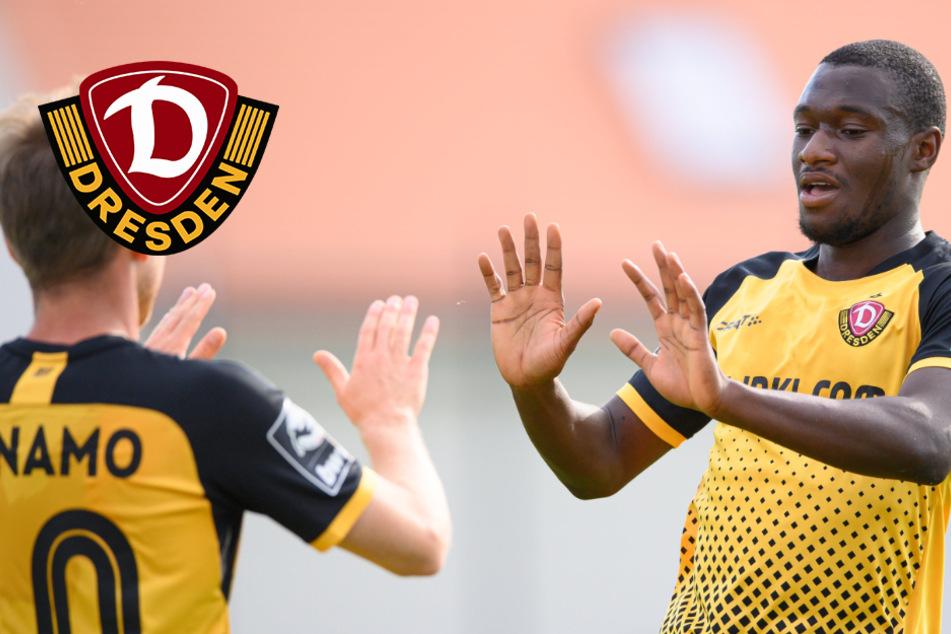 Erfolgserlebnis für Dynamo! Klarer Sieg im eigenen Trainingszentrum