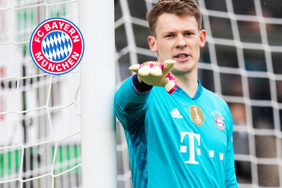 Nübel-Zukunft beim FC Bayern ungewiss: Was passiert, wenn Neuer länger bleiben will?