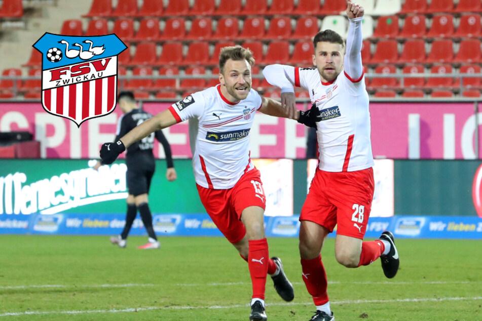 Mit Könnecke & Miatke läuft's: Fünf Siege aus acht Spielen, FSV legt starke Rückrunde hin